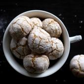 Italian Amaretti Cookies