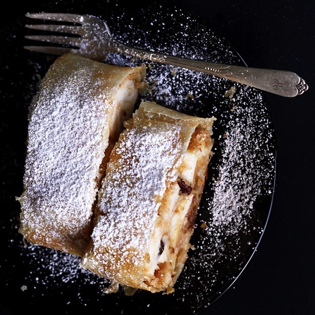 Learn how to make Apple Strudel from scratch