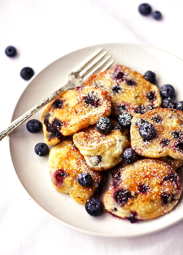 Austrian Blueberry Nocken Recipe