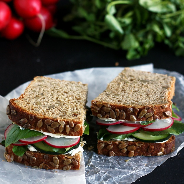 Rye Bread Recipe Sandwiches