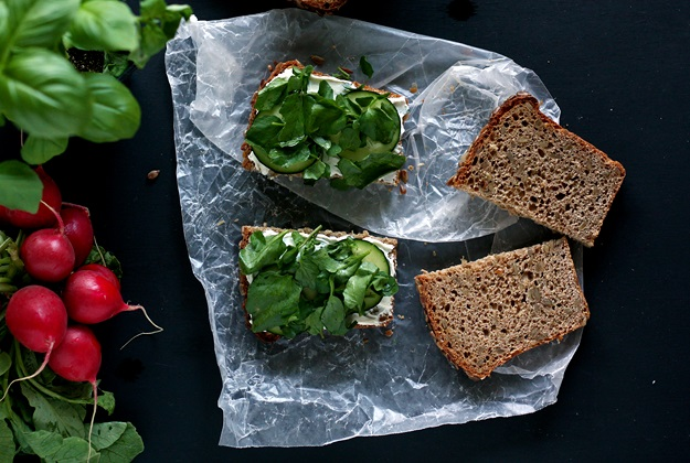 Spring Sandwich Recipe