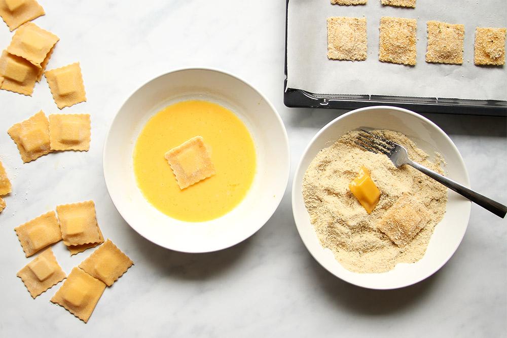 Baked Ravioli Recipe Super Bowl
