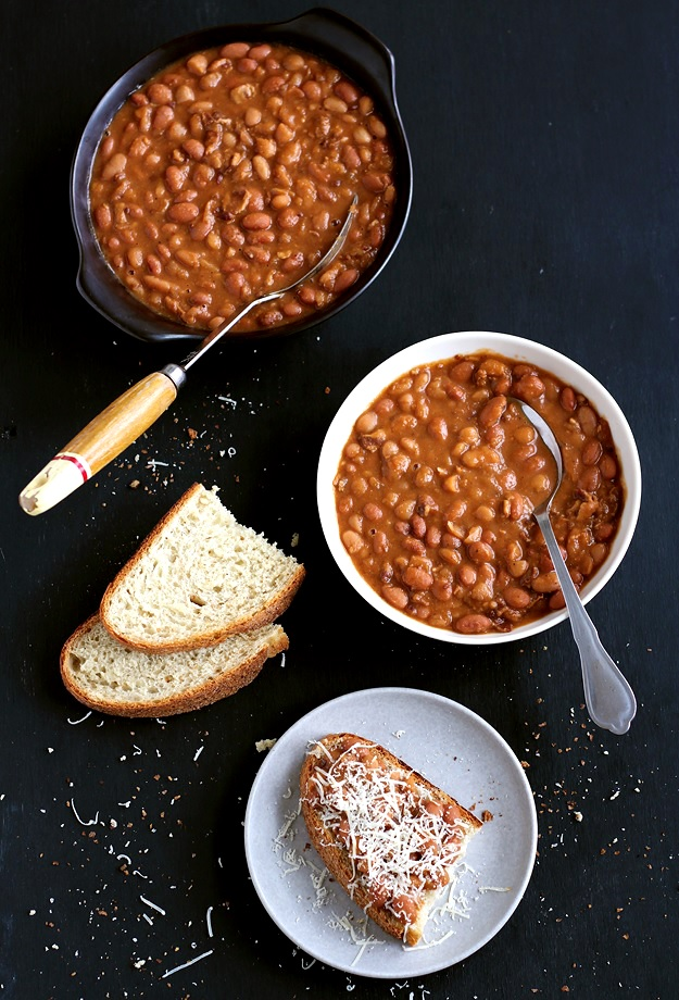 Boston Baked Beans Authentic Step-by-step Recipe