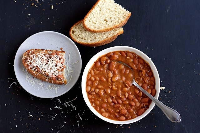 Boston Baked Beans Authentic recipe