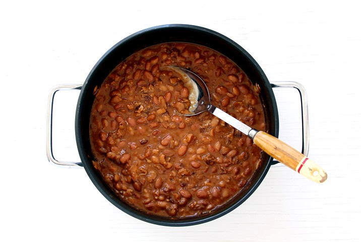 Boston Baked Beans Slow + Quick Recipe