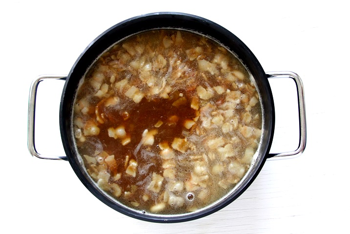 Boston Baked beans step by step recipe