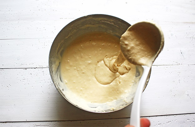 Buttermilk Pancakes batter
