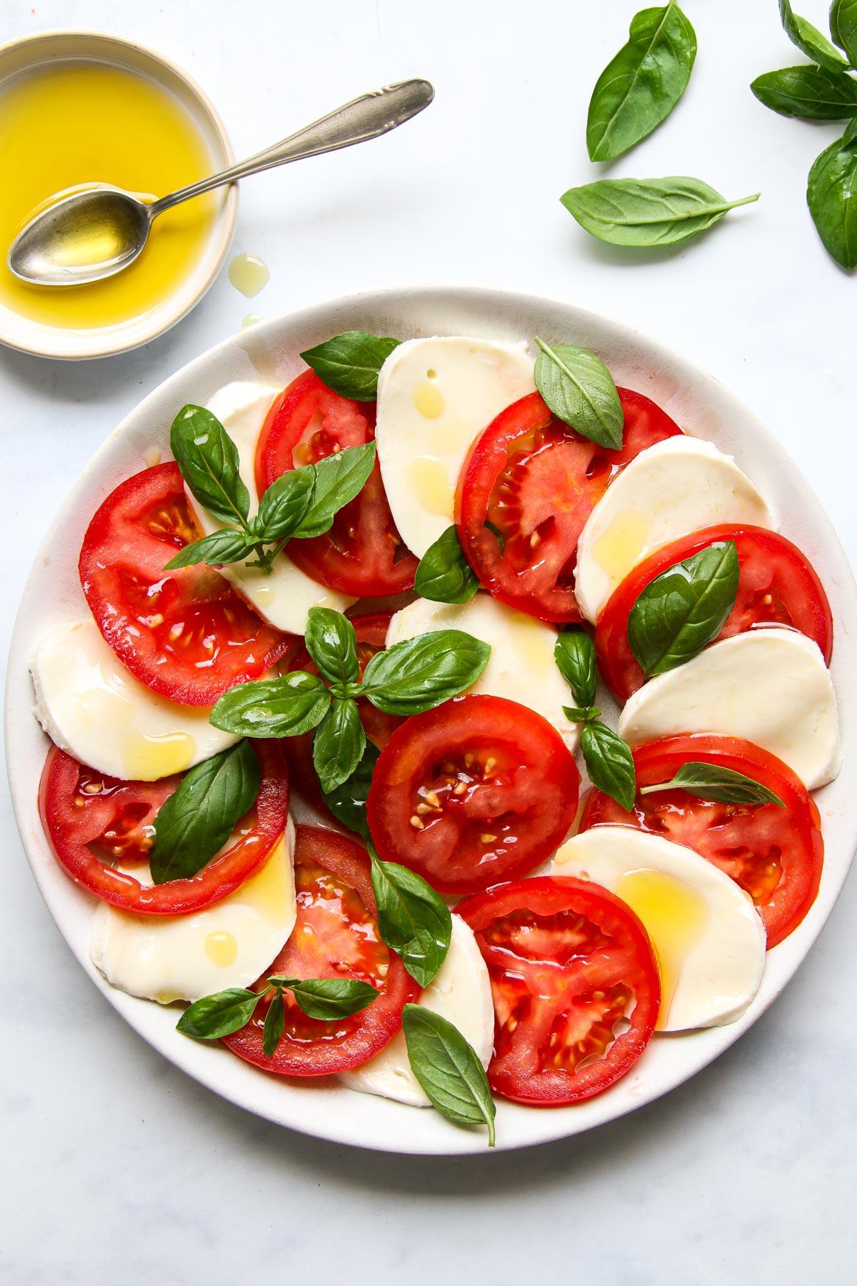 Classic Italian Caprese Salad Recipe