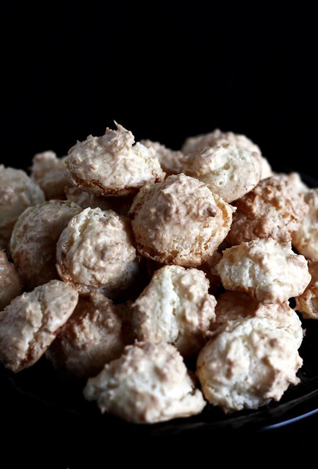 Coconut Macroons Kokosbusserl