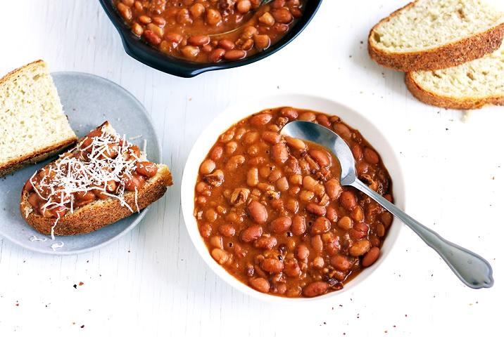 Creamy Boston Baked Beans Recipe
