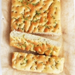 Quick and Easy Italian Focaccia