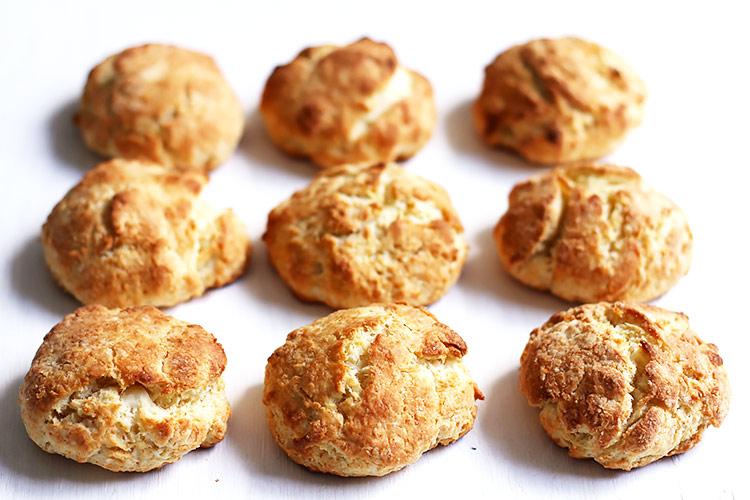 Easy drop biscuit recipe