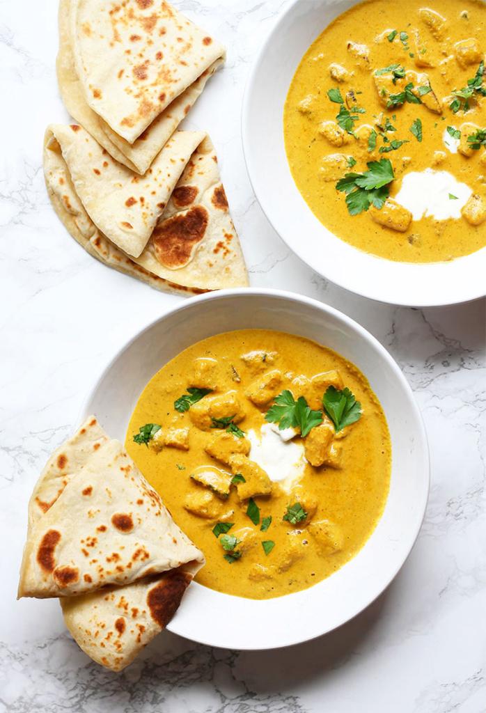 Easy potato curry recipe vegan