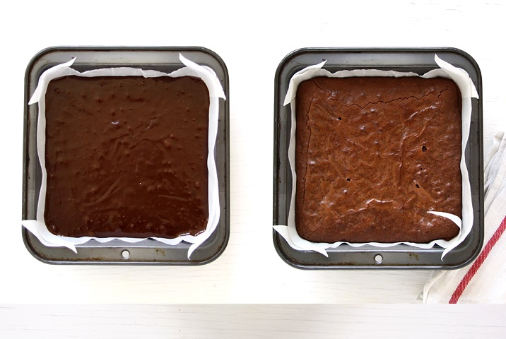 Easy super moist chewy brownies