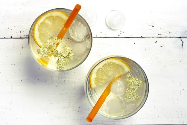 Elderflower syrup easy recipe
