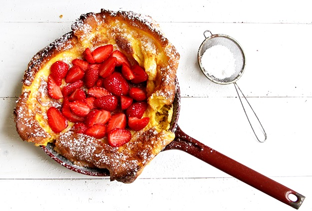 Fluffy Dutch Baby Step-by-Step Recipe