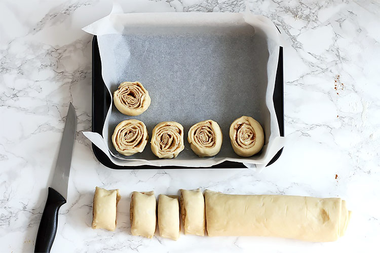 Fluffy easy cinnamon rolls recipe overnight