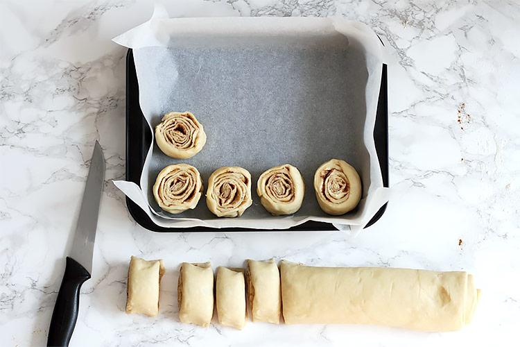 Fluffy easy cinnamon rolls recipe overnight
