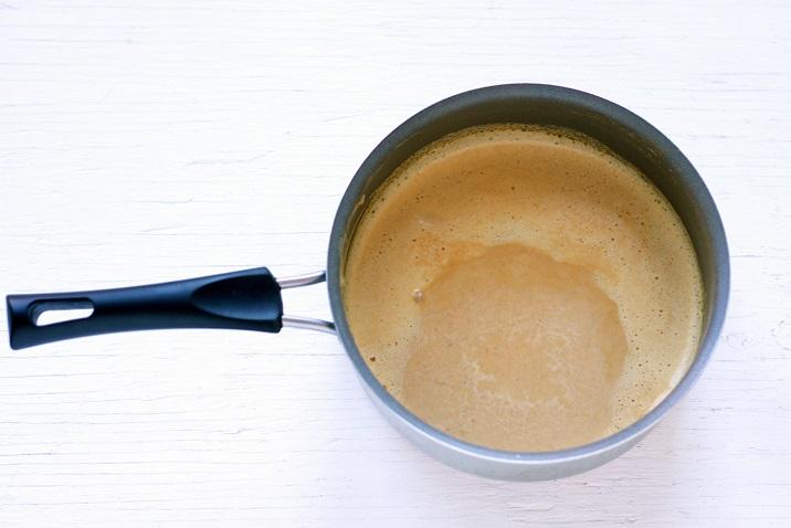 Healthier Homemade Pumpkin Spice Latte