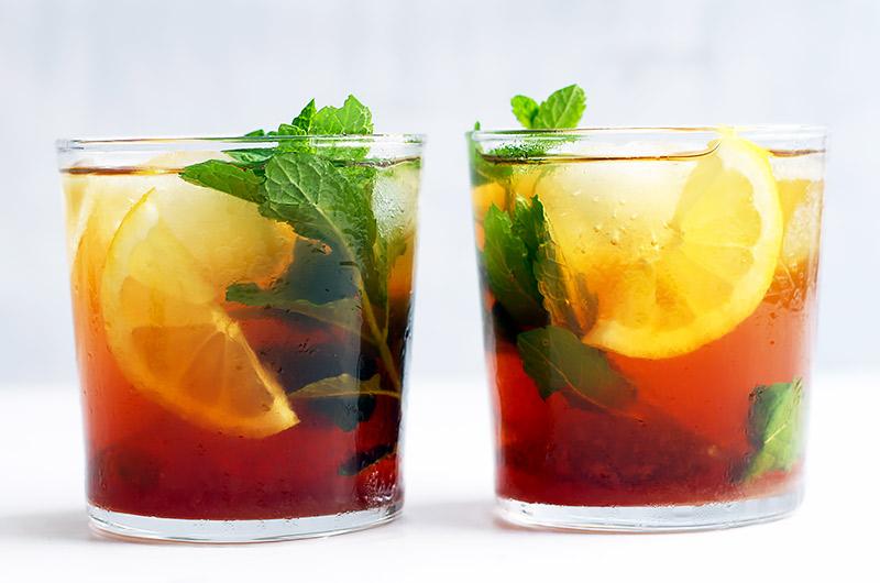 Healthy iced tea sugar free recipe