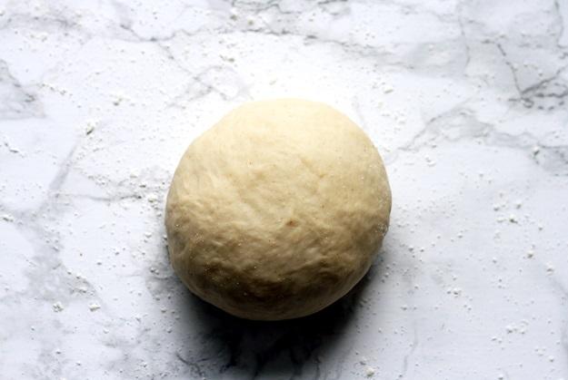 Homemade apple strudel dough recipe