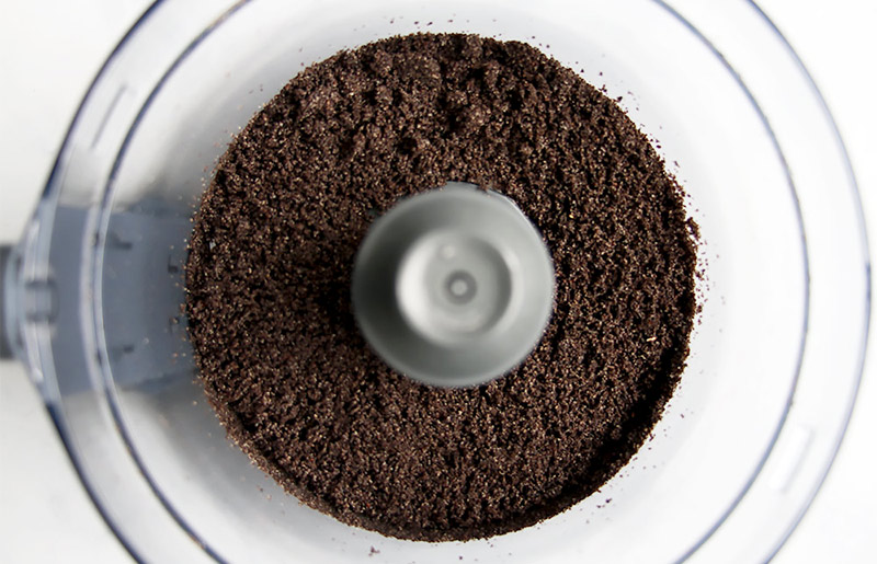 How to grind poppy seeds food processor