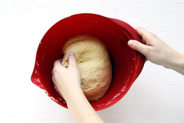 How to make Burger Buns Dough Recipe