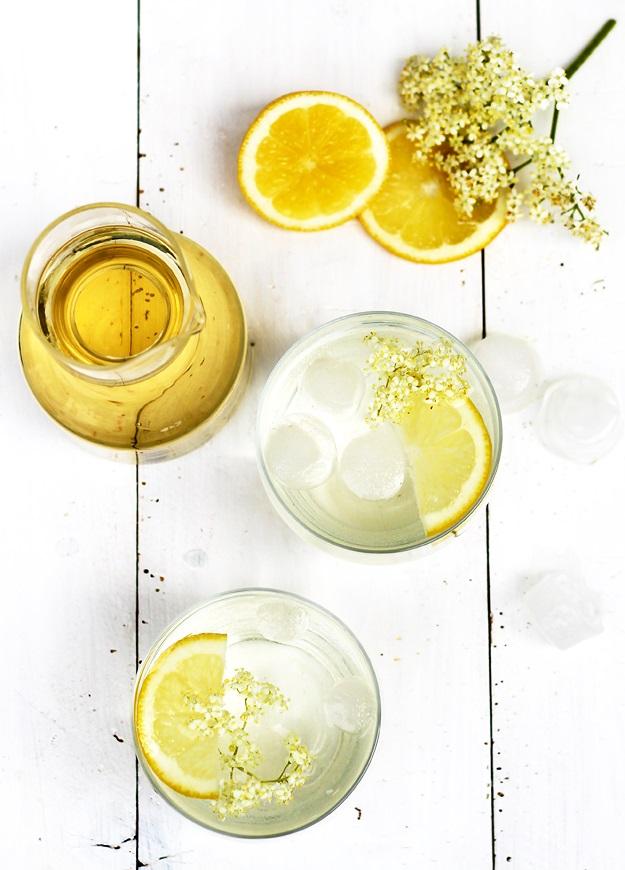 How to make Elderflower Syrup Recipe