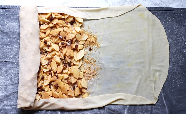 How to make apple strudel from scratch recipe