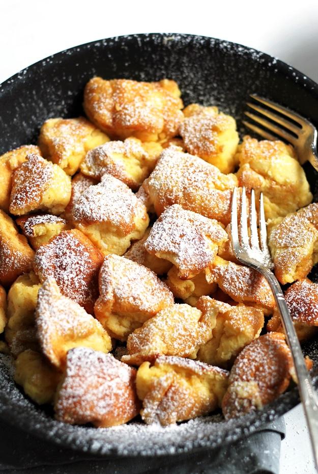 Kaiserschmarrn Shredded Pancake recipe