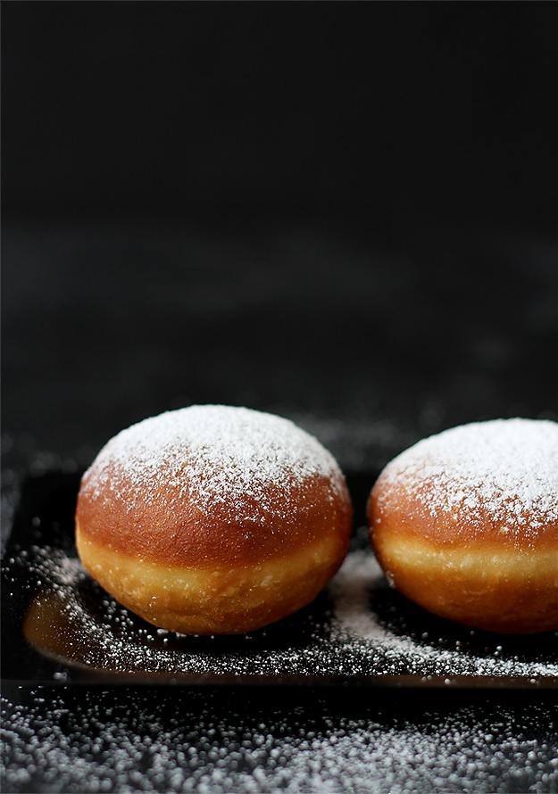 Krapfen Austrian jam filled Donuts