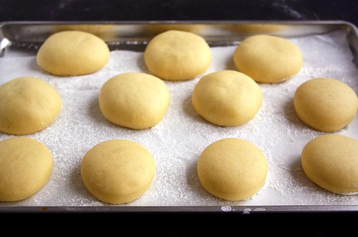 Krapfen step by step recipe