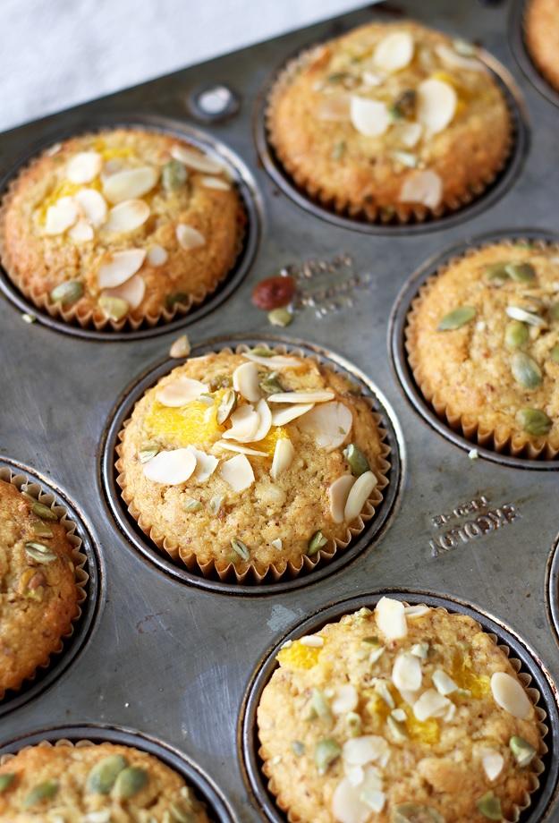 Orange Muffin Recipe