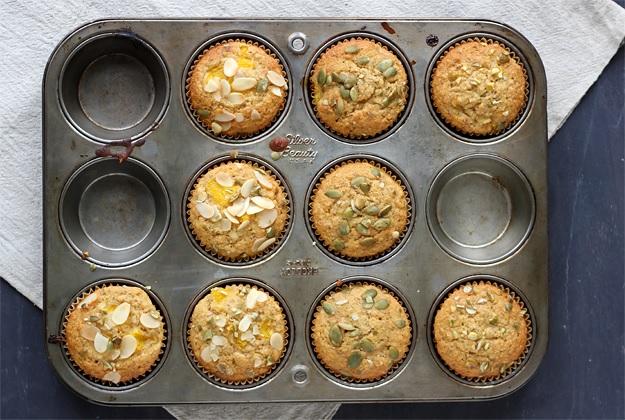 Orange Muffins - Recipe