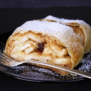 Original Viennese Apple Strudel recipe