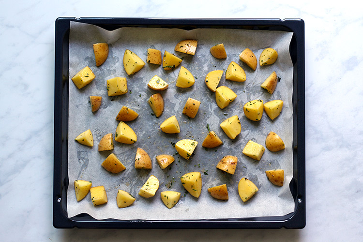 Oven Roasted Potatoes Recipe Oven