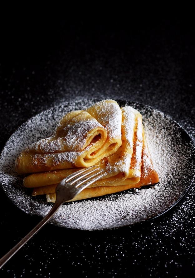 Palatschinken Austrian crepe recipe