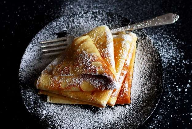 Palatschinken Austrian crepes recipe