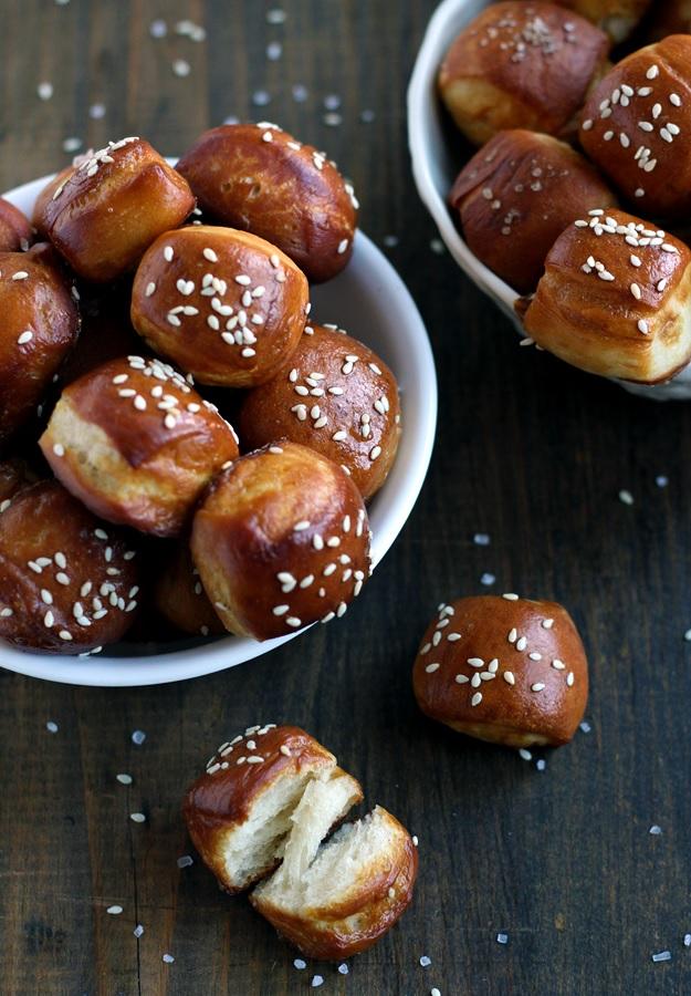The Fluffiest Pretzel Bites » Little Vienna