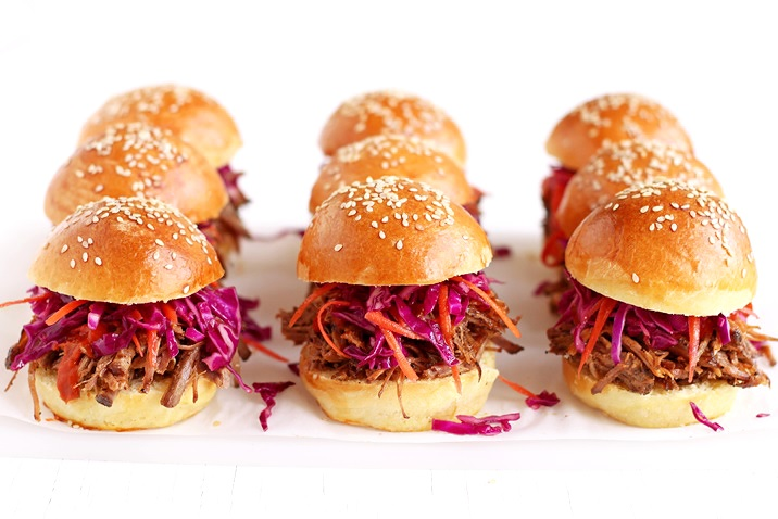 Pulled Pork Silders with Coleslaw Recipe