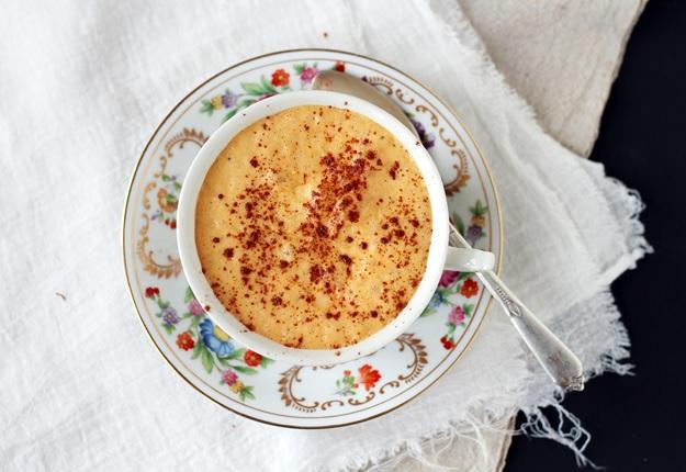 Pumpkin Spice Latte Healthier Recipe