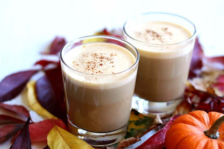 Pumpkin Spice Latte Recipe with less sugar