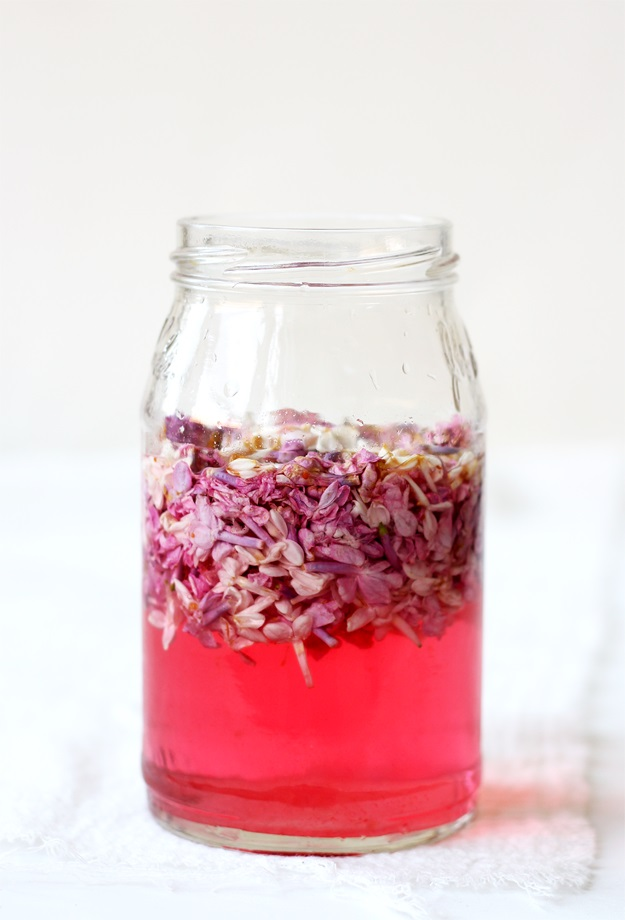 Purple Lilac Syrup Recipe