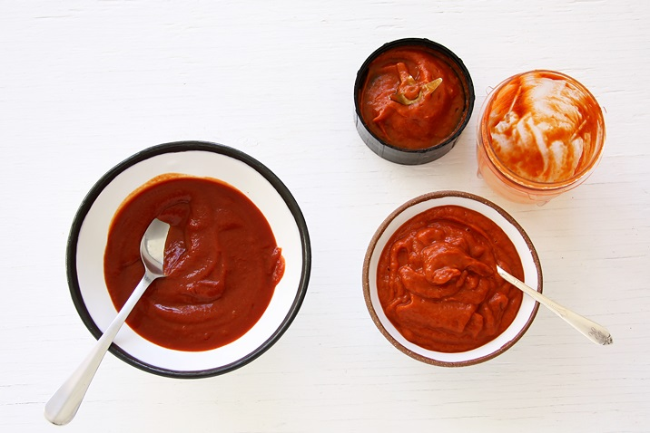 Quick BBQ sauce without ketchup recipe