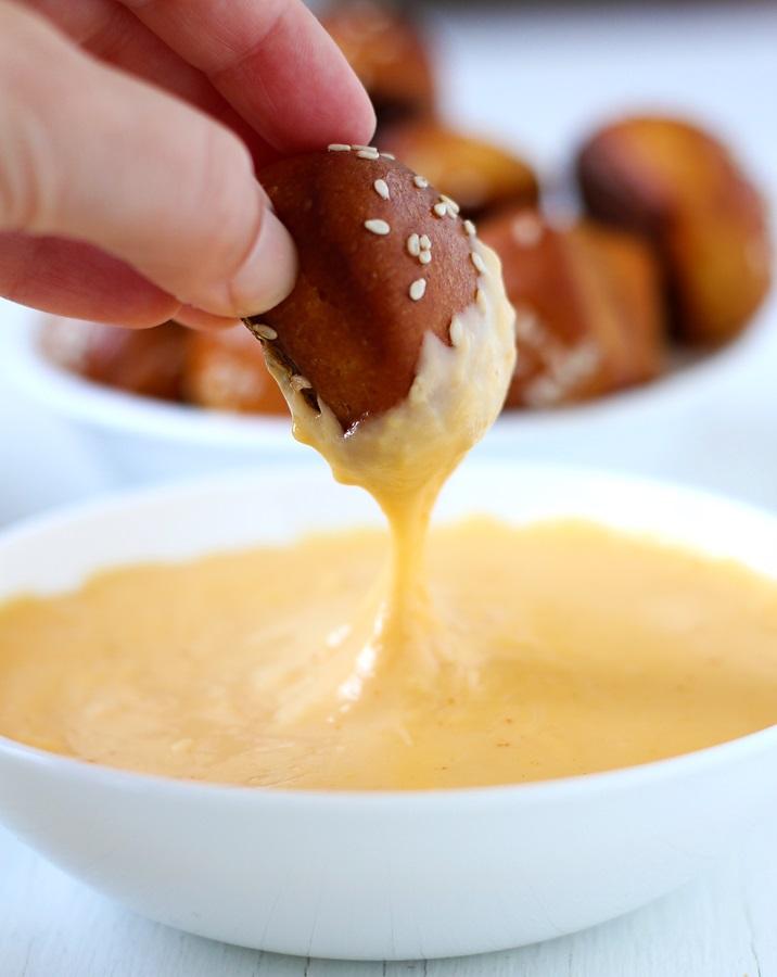 Quick Cheese Dip Recipe