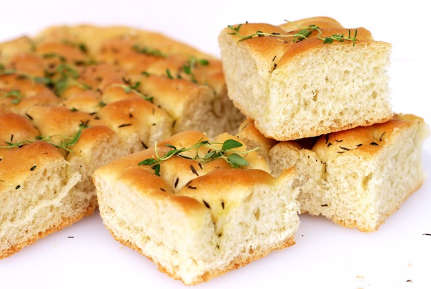 Quick and Easy Recipe Italian Focaccia
