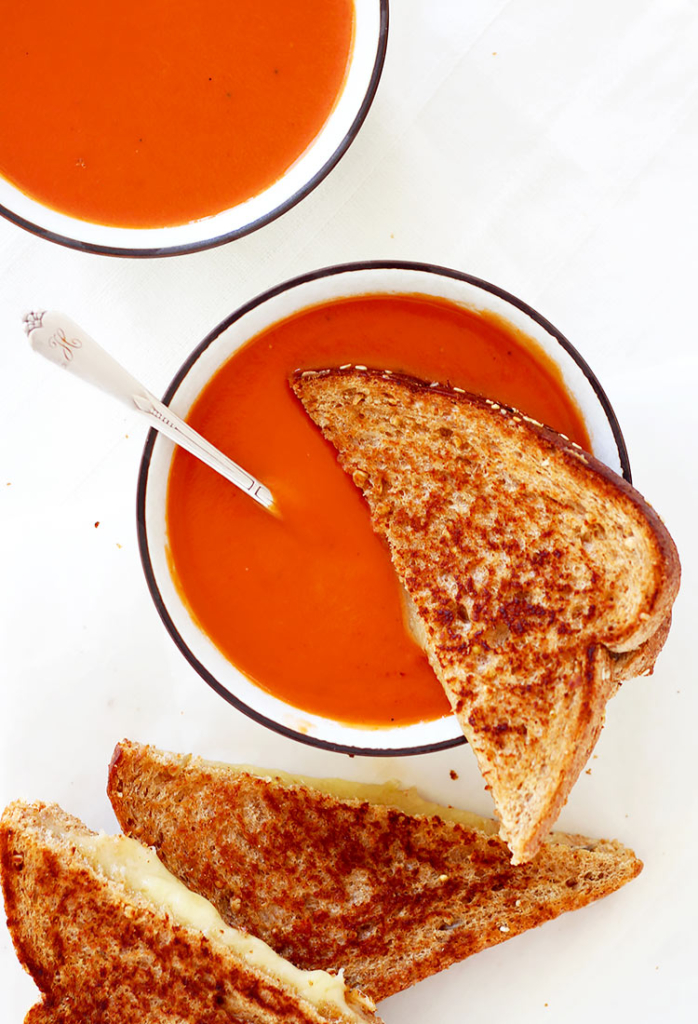 Quick easy tomato soup recipe