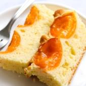 Austrian Apricot Sheet Cake