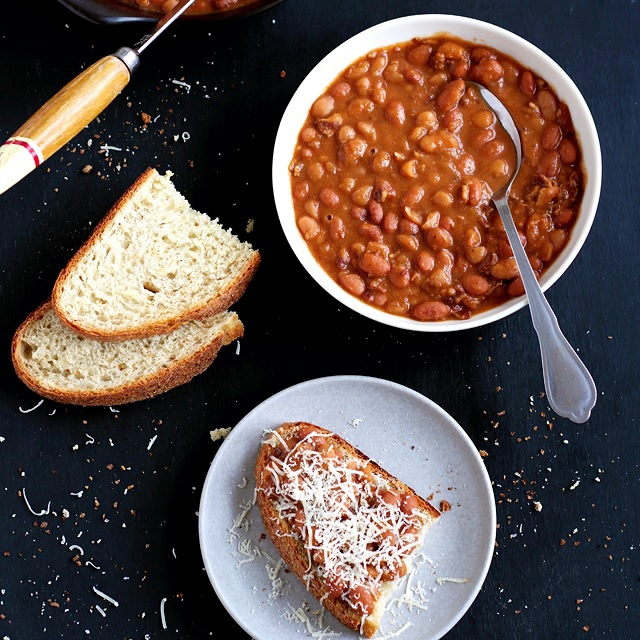 Boston Baked Beans - A Slow and a Quick Way