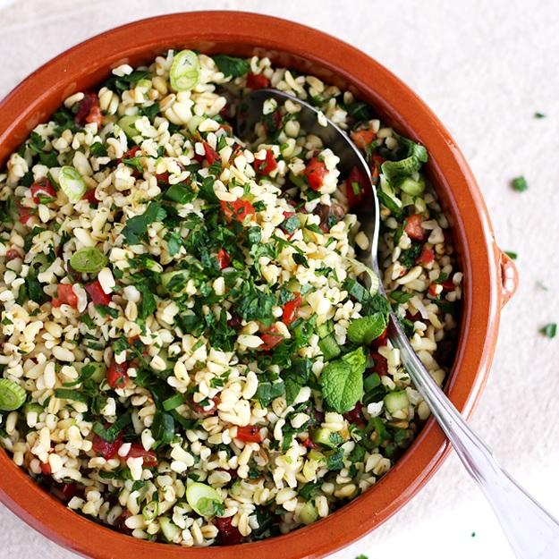 Tabbouleh – My Favorite Potluck Salad